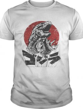 Godzilla King of the monsters tshirt