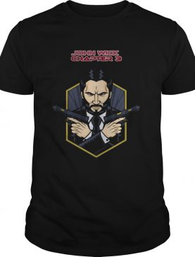 John Wick Chapter 3 Poster tshirt