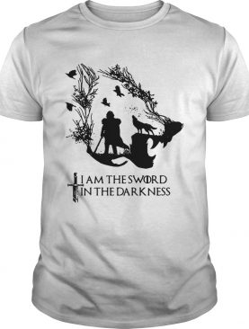 Jon Snow I am the sword in the darkness Game of Thrones tshirt