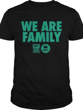 Lebron James we are family tshirt