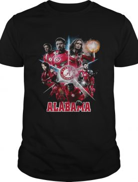 Love both Alabama Crimson Tide and Avengers Endgame tshirt