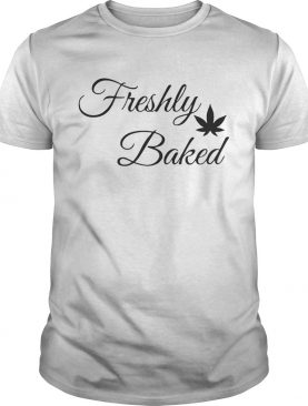 Official Freshly baked tshirt