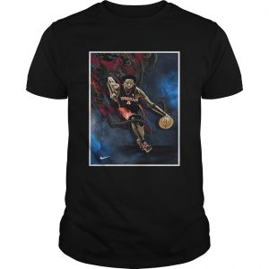 04 Toronto Raptor Basketball Unisex Shirt