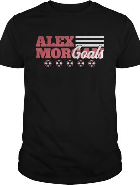 Alex morgan goals t-shirt