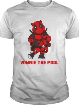 Deadpool and Pooh mashup Winnie the Pool t-shirt