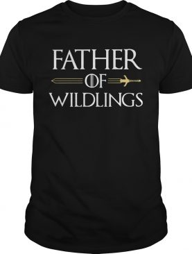 Father of Wildlings Game of Thrones t-shirt