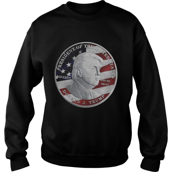 Free Trump Coin Sweat shirt