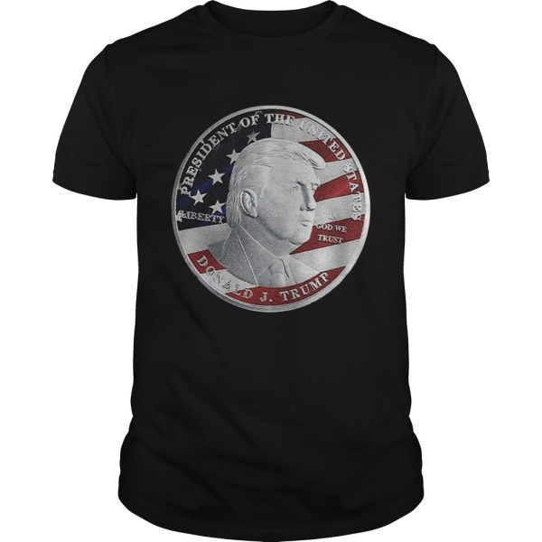 Free Trump Coin Unisex shirt