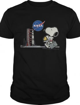 Nasa Snoopy Astronaut t-shirt