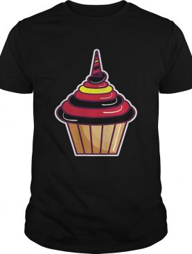 Premium Rubber Pride Pocket Cupcake Lgbtq Gay Rights Pride Week T-Shirt