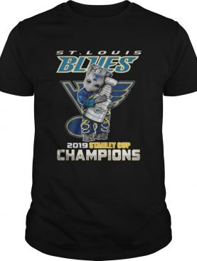 ST. Louis Blues 2019 Stanley Cup Champions t-shirts