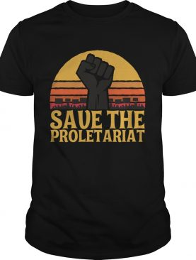 Save the Proletariat t-shirt