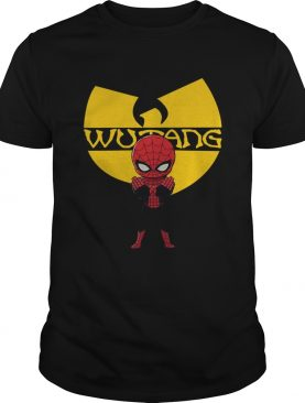 Spiderman Wu Tang Clan T-Shirt