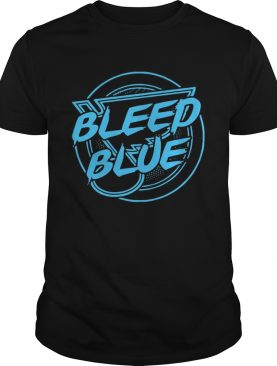 St. Louis Blues Bleed Blue Tshirt