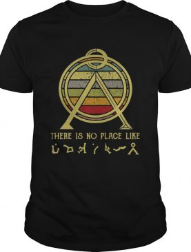 There Is No Place Like Terra Sunset T-Shirt