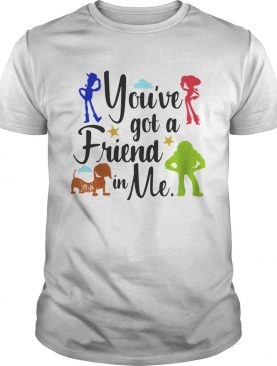 Toy Story you've got a friend in me t-shirt