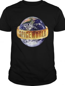 Trends Funny Earth Spiceworlds Spices Girls Premium Tshirt