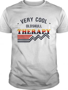 Very cool oldskull therapy t-shirt
