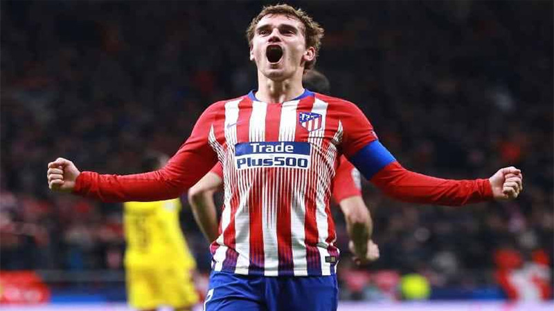 Antoine Griezmann signs for Barcelona in $135 million deal