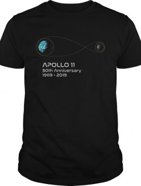 Apollo 11 Moon Landing Anniversary – Path to the Moon t-shirt