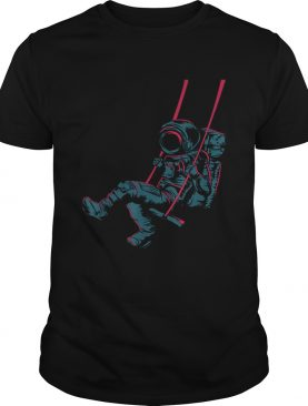 Astronaut Walk On The Moon 50th Space Man Science Tee t-shirt