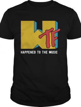 Beerseewalk WTF happened to the music t-shirt