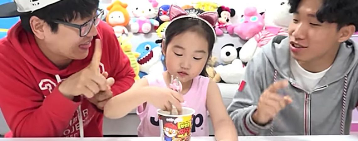 Boram 6-year-old South Korean YouTuber buys $8 million property