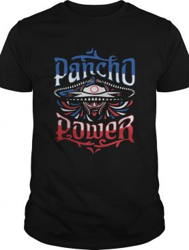 Buffalo Comeback Pancho Power t-shirt