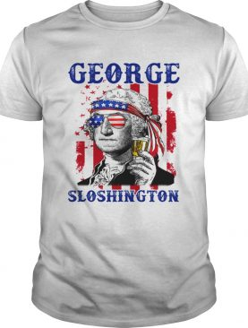 George Sloshington 4th of July t-shirt