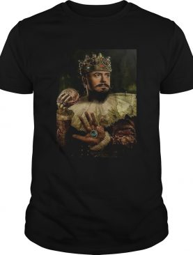 Iron man king t-shirt