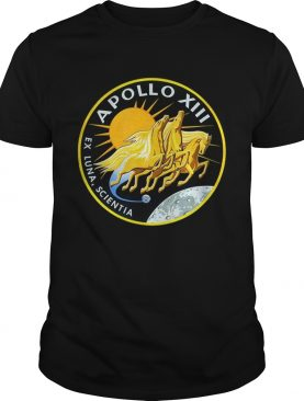 Nasa Apollo 13 Apollo's 50th Anniversary t-shirt