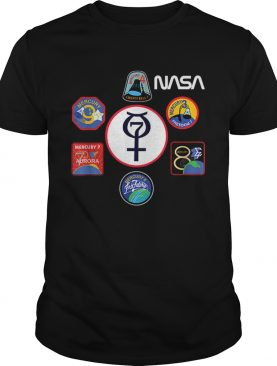 Nasa Project Mercury t-shirt