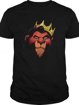 Notorious Scar The Lion King shirt