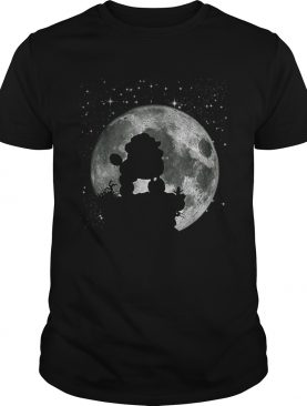 Poodle DoPoodle Dogs Moon Landing 50th Anniversary t-shirt