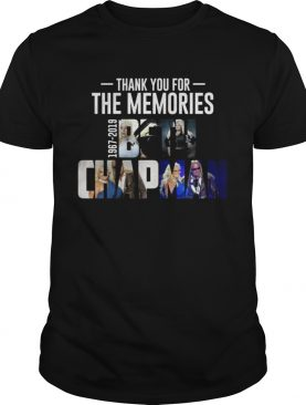 RIP Beth Chapman 1967-2019 Thank You For The Memories t-shirt