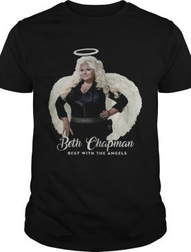 RIP Beth Chapman rest with the angel's t-shirt