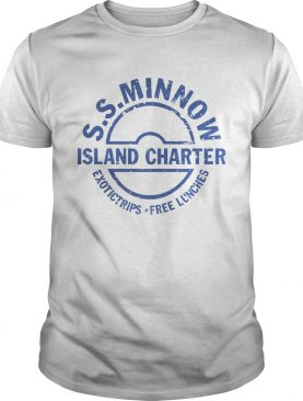 S S Minnow Island charter exotic trips free lunches t-shirts