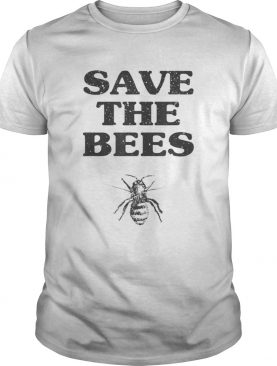 Save The Bees Beekeeping t-shirt
