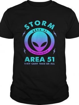 Storm area 51 event shirt