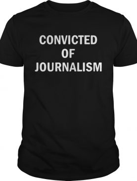 Tommy Robinsons Convicted of Journalism shirt
