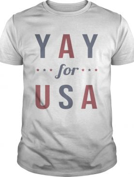 Usa Unites States 4th Of July Red Blue Stars American t-shirt