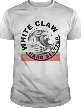 White claw hard seltzer t-shirt