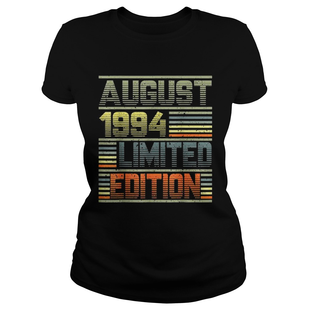1564819589August 1994 25th Birthday 25 Years Old Classic Ladies