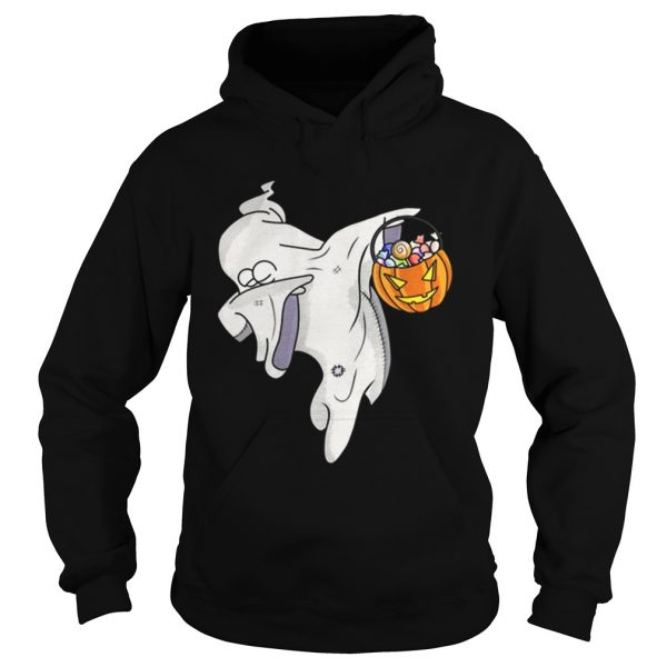 Awesome Happy Daboween Scary Ghost Halloween Dabbing Trick Dab  Hoodie