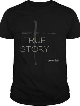 Best price True Story Cross shirt