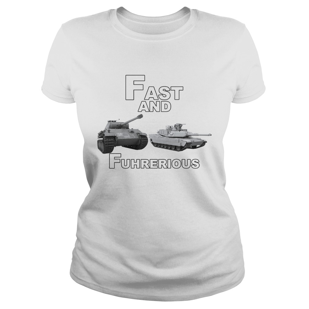 Fast and Fuhrerious Classic Ladies