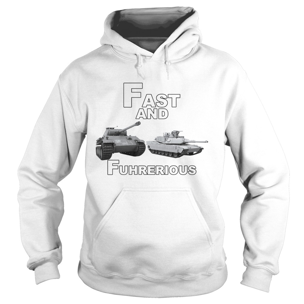 Fast and Fuhrerious Hoodie