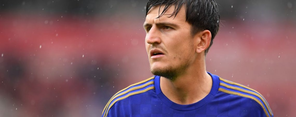 Harry Maguire completes record $97 million move to Manchester United