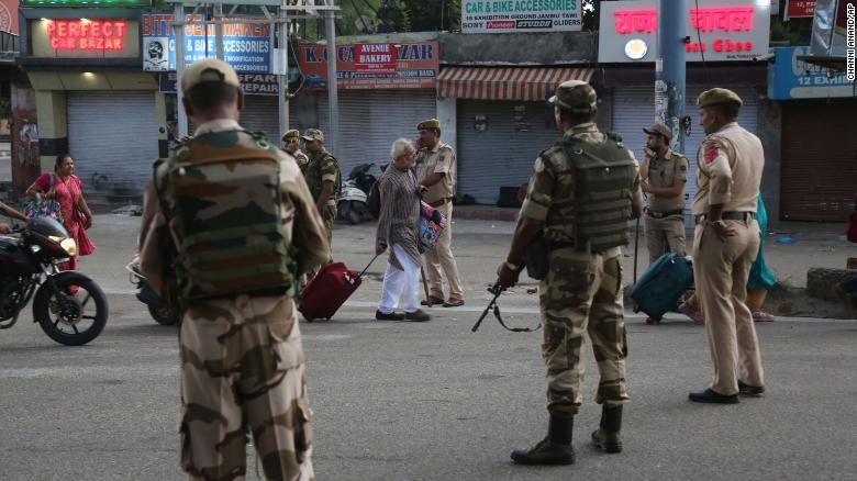Kashmir: New violence feared in old flashpoint, as Indian ruling party pushes long-held agenda
