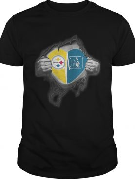 Steelers Duke Its in my heart inside me shirt